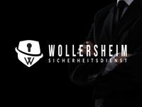 Logodesign local securityservice branding logo design