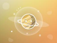 Illustration・Saturn