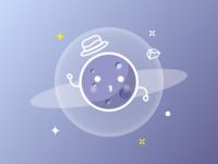 Illustration ・Neptune