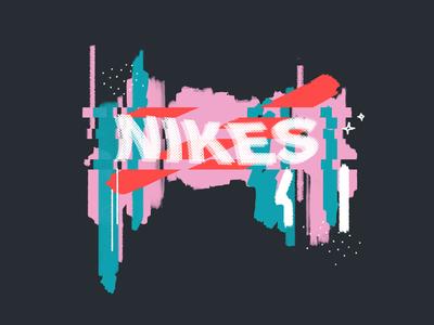 Nikes—1/17