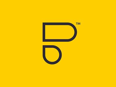 Poly&Bark furniture packaging identity branding brand type logo