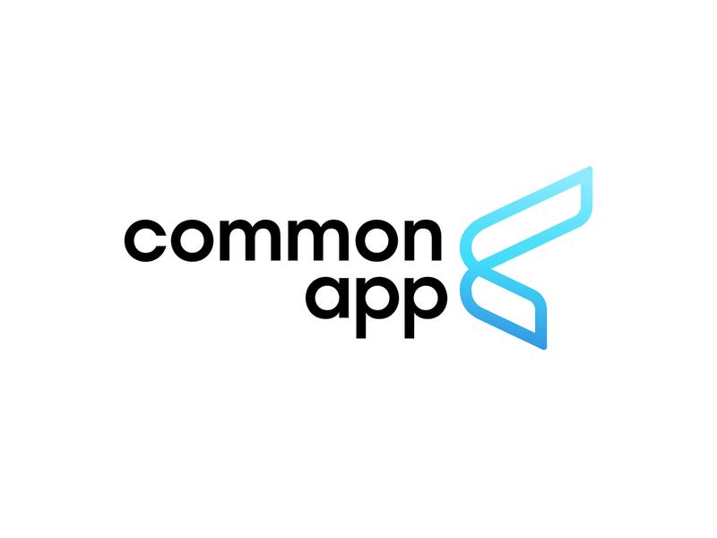 Common App identity branding icon brand type mark logo