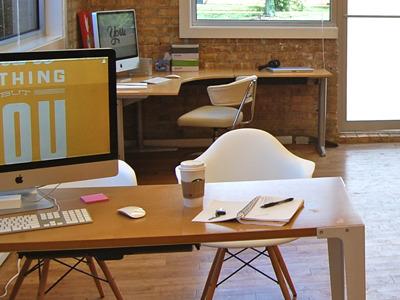 New Studio Space skokie office workspace studio chicago