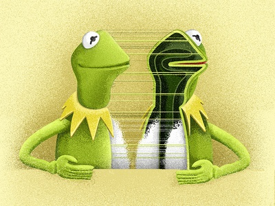Dissection of Kermit... Inspiring by Nychos.