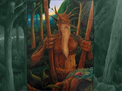 Ent , woods spirit