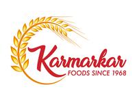 Karmarkar foods Logo Design