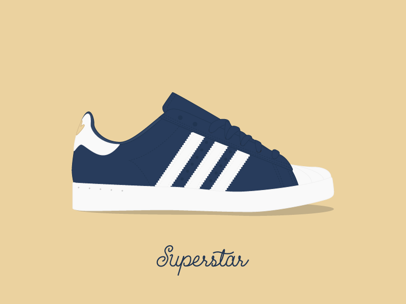 detailed look 0e5bb 42cce 2/2) Adidas Superstar ADV by Grayson Hjaltalin on Dribbble