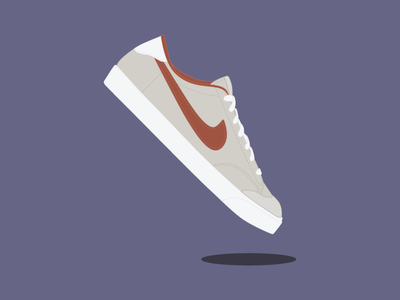 (2/2) Nike SB Cory Kennedy illustration shoe nike sb kennedy cory skateboarding skate sb nike