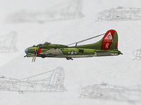 USA Flying Fortress