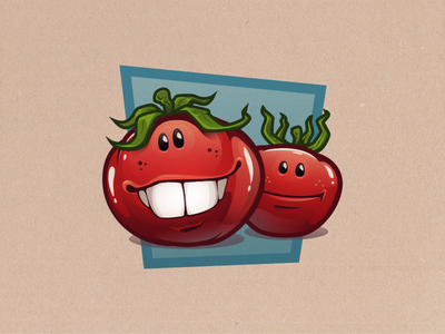 Happy Tomatoes