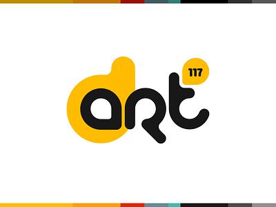 Logotype and Pattern for Dart117  pattern logo dart