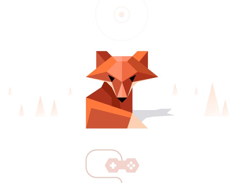 Foxy Wild Games play games wild logo foxy