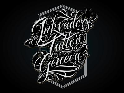 Inkvaders Tattoo Geneva