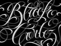 Black Cortez Script