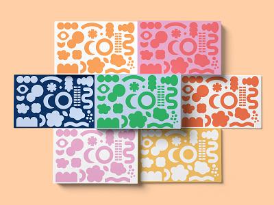 Geometrica Bureau – Organic Cutouts creative market design resources abstract shapes illustration graphic design pattern