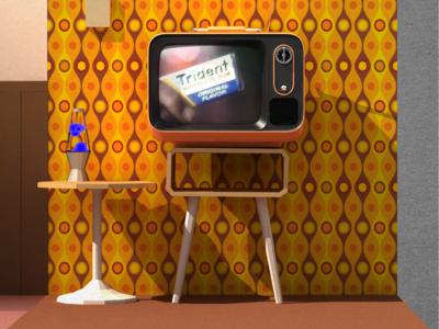 1970s Set - Twitter TV
