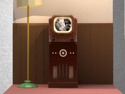 1940s Set - Twitter TV