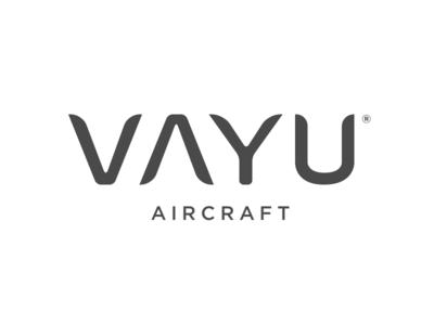Vayu Aircraft logo - flat