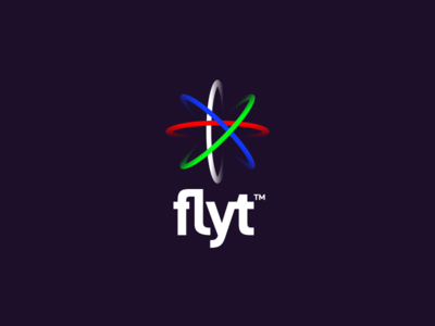 Flyt Logo - ROS Axis colors