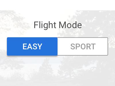 Android-esque Segmented Controller
