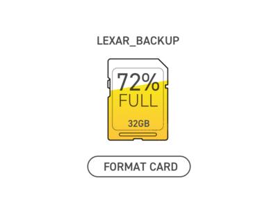 SD Card Indicator