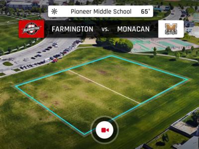 Drone Sports App