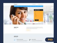 Free Business PSD