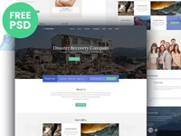 Free PSD : Charity