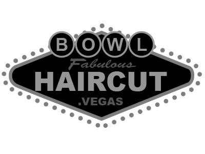Bowl Haircut Lv Sign By Arn Sweatman Dribbble