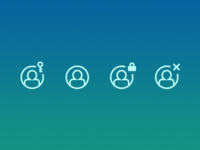 User Access Icons