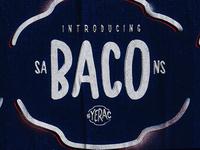Baco Sans Typeface For @BirlikteGuzel