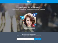 Likr splash page  unused    large   byjad