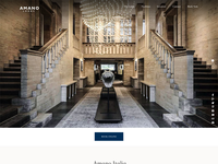 Hotel - homepage