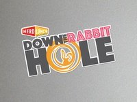 Down the Rabbit Hole podcast logo