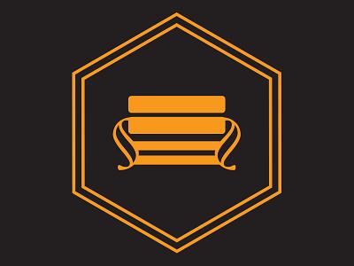Unused Icon logo branding