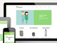 OCHS Responsive Website Design