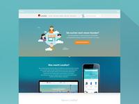 Locafox Partner Page
