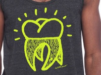 Wood Tooth Tank Top!