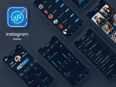 porfolio Instagram ui  ux application design uxdesign uidesign design responsive design mock-up