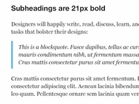 Blog Entry Text Sample