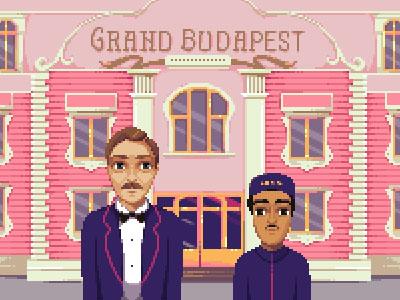 Grand Budapesht