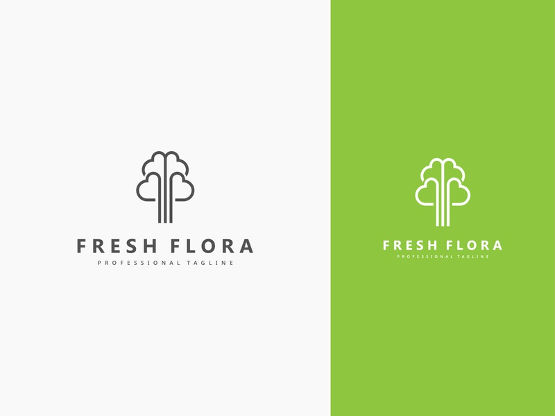Abstract Logo Design fresh design tree logo logomark lettermark green logo eco logo modern logo brand logo minimalistic abastact logos brand minimalist logotype vector illustration icon logo branding logo design