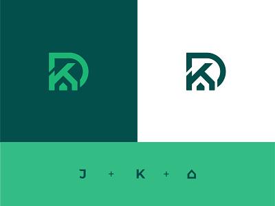 Letter Mark Logo lettermark simple logo app icon ui abstract logo real estate green logo k logo mark creative logo letter logo graphic design brand illustration logotype icon minimalist branding logo logo design