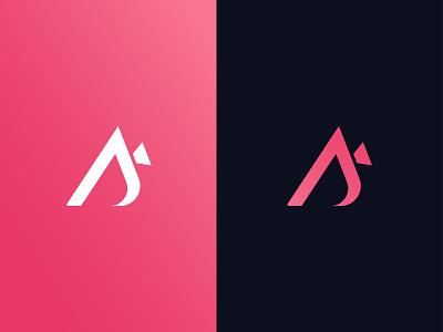 A Letter Media Logo app icon symbol monogram simple logo video logo media logo abstract logo modern logo creative letter logo a logo icon design illustration brand logotype minimalist logo branding logo design