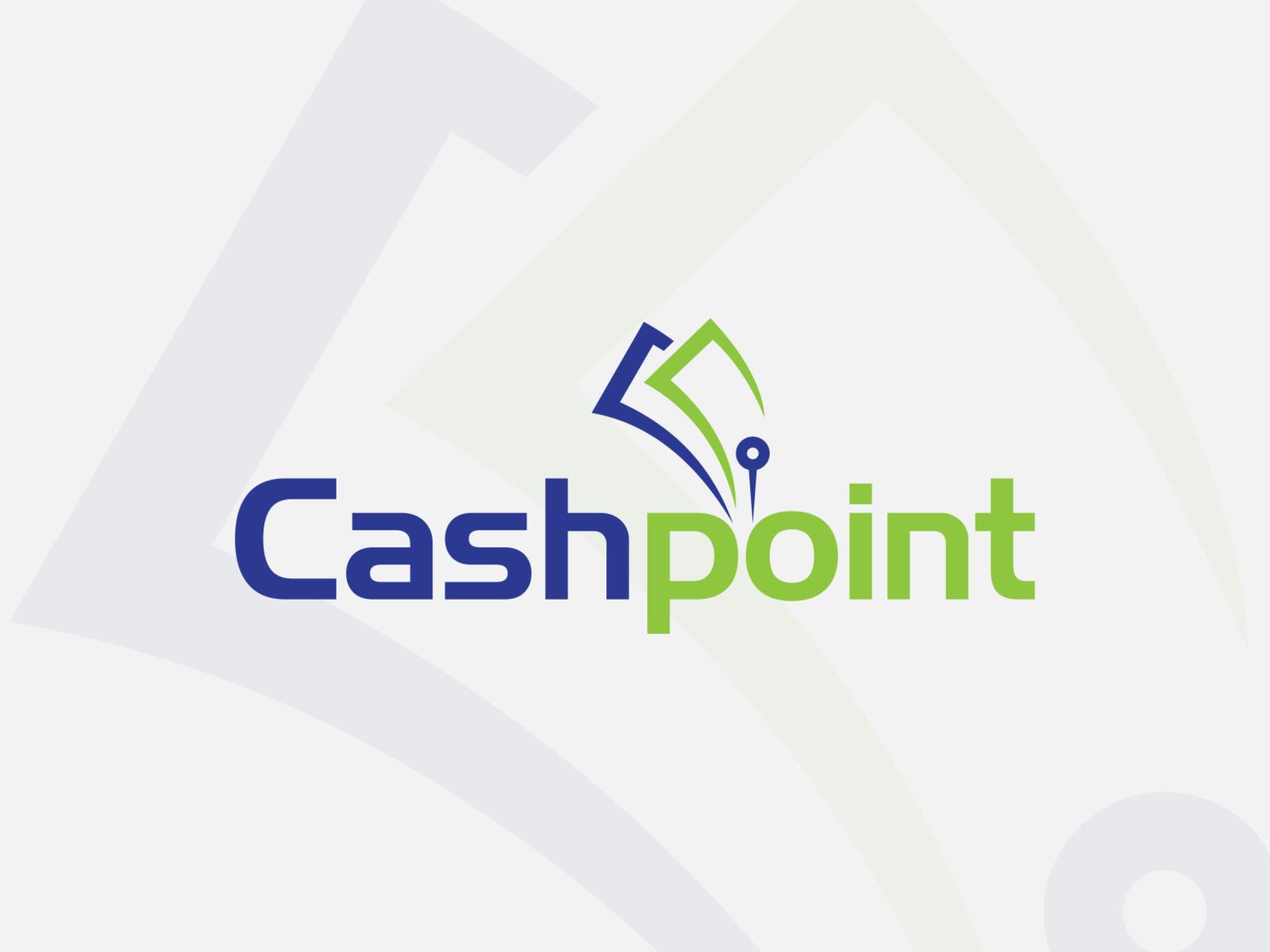 Cash Point Logo Design By Jowel Ahmed