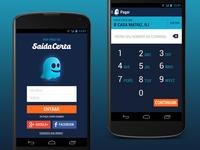 Saída Certa for Android