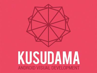 Kusudama - Android Visual Development android development design visual kusudama origami bebas roboto