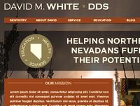 David M. White, DDS Website