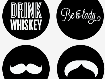 Identity for whiskey social 2012