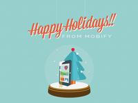Mobify/ Holiday Spirits